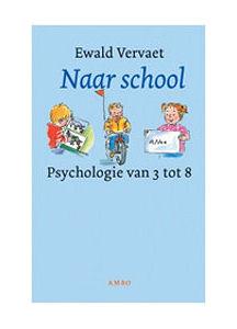 Omslag: Vervaet - Naar school